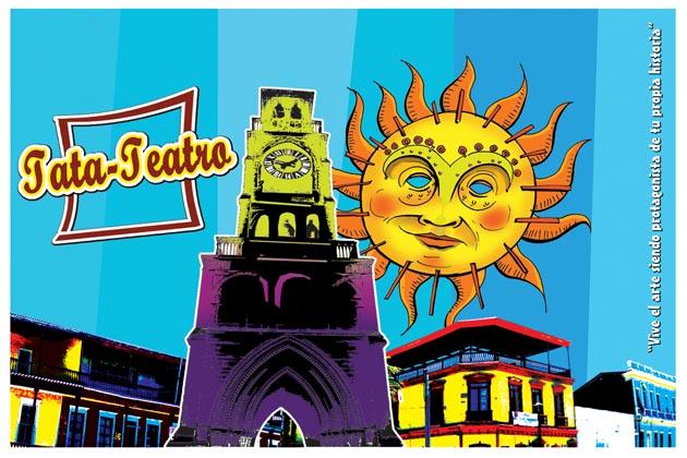 Tata Teatro - Iquique 2012